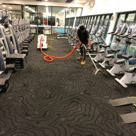 Gym Cleaning - 1