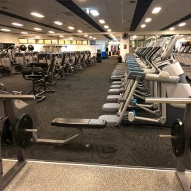 Gym Cleaning - 13