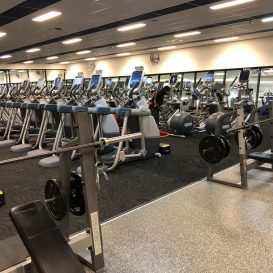 Gym Cleaning - 14