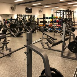 Gym Cleaning - 15