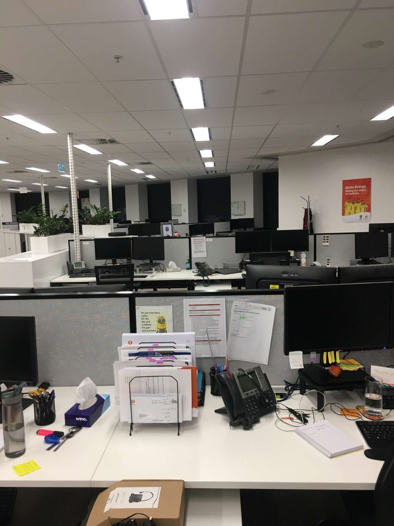office cleaning services docklands