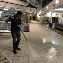 Swimming Pool Cleaning - 10