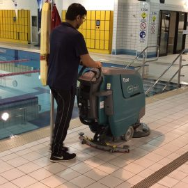 Swimming Pool Cleaning - 4