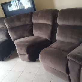 Upholstery Cleaning - 6